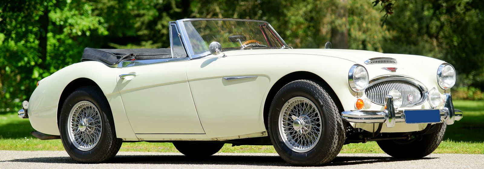 Austin Healey 3000 MKIII Ph2
