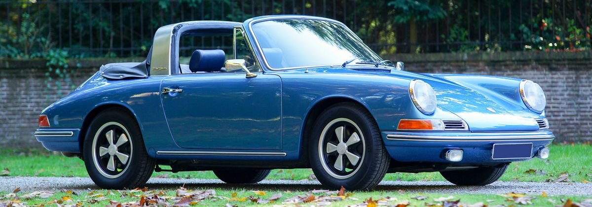 Porsche 911 2.0  L Targa 'soft window'
